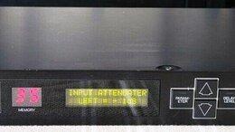 Оборудование для звукозаписывающих студий - Эквалайзер Yamaha DEQ7, 0