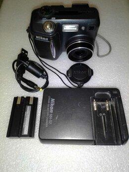 Фотоаппараты - Фотоаппарат Nikon COOLPIX 885, 0