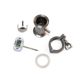 Аксессуары - Полнопроходной узел отбора по жидкости, 1,5 дюйма, 0