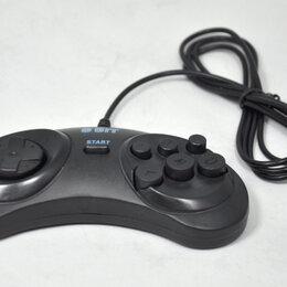 Аксессуары - Dendy Controller (форма Sega) 9р узкий разъем, 0
