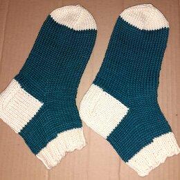 Носки - Носки вязаные. Разм.-25 (на 39). Шерсть-90%., 0