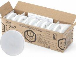 Лампочки - ECO LED GX-8W-840-GX53  (10-PACK) Лампа…, 0