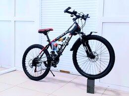 Велосипеды - Горный велосипед с дисковыми тормозами, 0