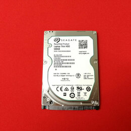 """Жёсткие диски и SSD - 057378 Жесткий диск HDD 2,5"""" 500GB Seagate ST500LM021 7200 rpm, 0"""
