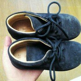 Ботинки - Новые Ботинки замшевые Zecchino d oro р 25 Италия, 0