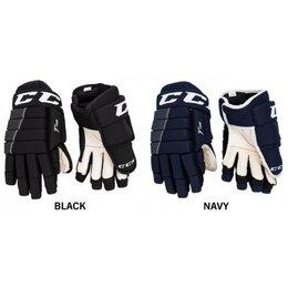 Защита и экипировка - Перчатки хоккейные CCM Tacks 4R, 0