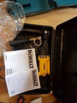 Дрели и строительные миксеры - Ударная дрель Dewalt D21805S QS 770Вт, 0