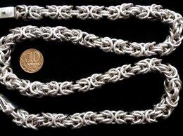 Цепи - Серебряная цепь Кардинал.Замок коробка.Вес 173…, 0