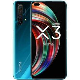 Мобильные телефоны - Realme X3 12/256GB Blue - Новый - Гарантия, 0