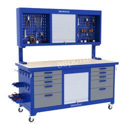 Мебель для учреждений - Верстак KronVuz TBW 515R1-7010R1-K2, 0