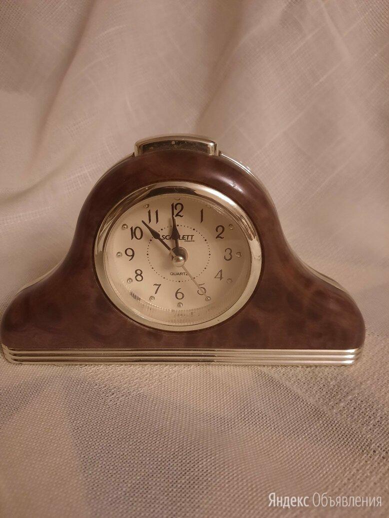 Часы-будильник кварц на ходу по цене 800₽ - Часы настольные и каминные, фото 0