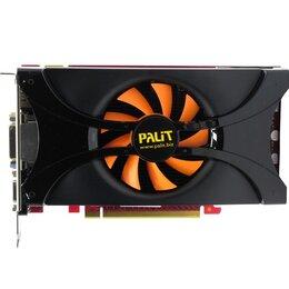 Видеокарты - Видеокарта PCI-E 1Gb GeForce Gtx460 Palit NE5X460EFHD02-N1040  (с дефектом), 0