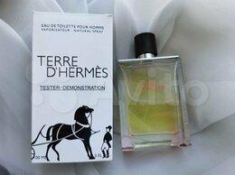 Парфюмерия - Hermes Terre D'Hermes тестер, 0