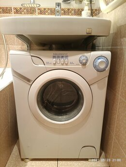 Стиральные машины - Candy Aqua 1000 - стиральная машина под раковину, 0