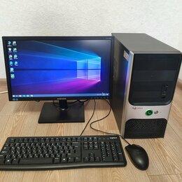 Настольные компьютеры - ✅ Компьютер на SSD, 0
