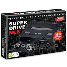 Игровые приставки - Приставка 16bit Super Drive NES-9V-166  Black box, 0