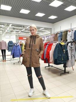 Куртки - Женская ветровка , 0