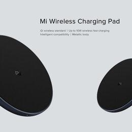 Зарядные устройства и адаптеры - Беспроводное з/у Xiaomi Mi Wireless Charging Pad 10W, 0