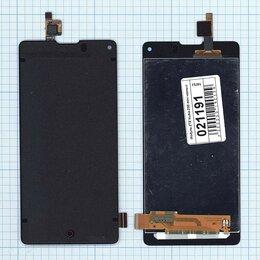 Дисплеи и тачскрины - Модуль - для ZTE Nubia Z5S mini черный,…, 0