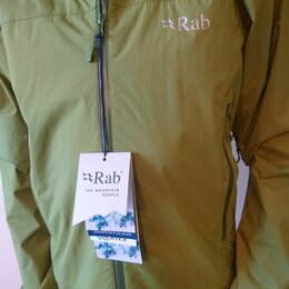 Одежда и обувь - Куртка мембранная Rab., 0