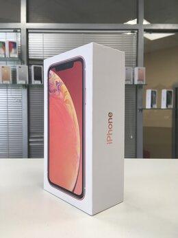 Мобильные телефоны - iPhone Xr 128gb Coral (A2105) Ростест, 0
