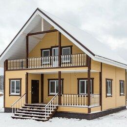 Готовые строения - Строительство домов: Каркасных, газоблока, кирпич, 0