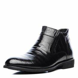 Ботинки - Новые кожаные ботинки Dino Ricci 43/44/45, 0