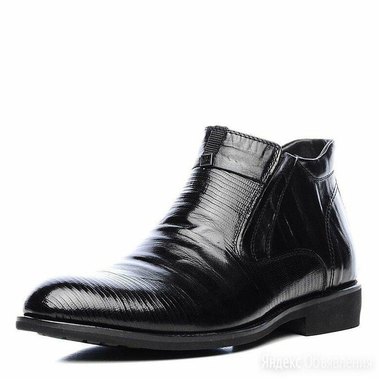 Новые кожаные ботинки Dino Ricci 43/44/45 по цене 5300₽ - Ботинки, фото 0