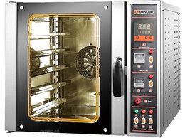 Жарочные и пекарские шкафы - Печь конвекционная Danler BQ-5G, 0