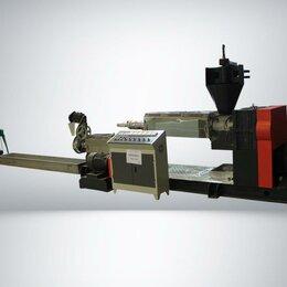 Производственно-техническое оборудование - Двухкаскадный экструдер для переработки плёнки и мешковины , 0