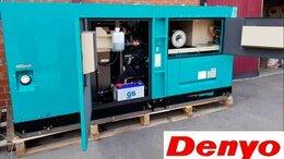 Электрогенераторы - Генераторы и электростанции Denyo, 0