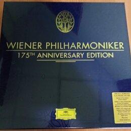 Виниловые пластинки - Виниловая пластинка WIENER PHILHARMONIKER - 175th Anniversary Edition (6LP), 0