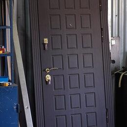 Входные двери - Дверь входная металлическая в квартиру или дом, 0