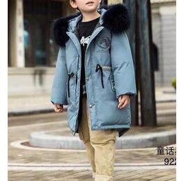 Куртки и пуховики - Зимняя парка-пуховик для мальчика р-ры 146,152-158 см, 0