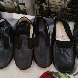 Обувь для спорта - Чешки для мальчика (новые), 0