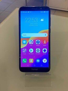 Мобильные телефоны - Honor 7A в отличном состоянии + Чехол, 0