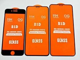 Защитные пленки и стекла - Защитное стекло iPhone 6/7/8/7+/8+/X/XS/XS…, 0