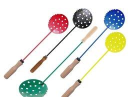 Инструменты - Черпак рыболовный для льда «Три Кита» деревянная…, 0