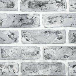 Облицовочный камень - Искусственный камень 510 арт.плитка Старый кирпич (0,5м2), 0