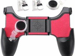 Рули, джойстики, геймпады - Игровой контроллер Геймпад для смартфона 5 в 1 5…, 0