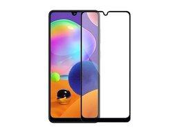 Защитные пленки и стекла - Защитное стекло Samsung A31 / A315F 2020 (5D), 0