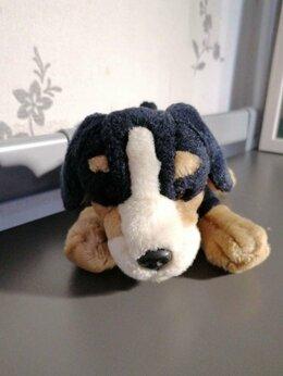 Мягкие игрушки - Плюшевая собака , 0