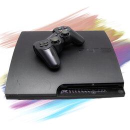 Игровые приставки - Sony PS3 Slim 320gb, 0