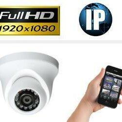Камеры видеонаблюдения - ip камера 2 мегапикселя, ночного видения , 0