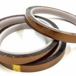 Изоляционные материалы - Термостойский скотч Kapton Tape 10мм * 33м односторонний, 0