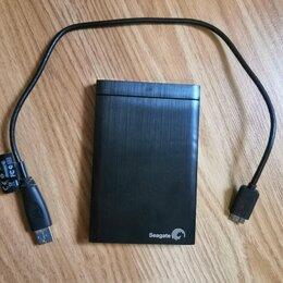 Внешние жесткие диски и SSD - Внешний жёсткий диск USB 3.0 500Gb, 0