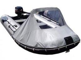 Аксессуары и комплектующие - Носовой ходовой тент для лодок ПВХ, 0