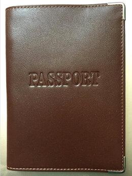 Обложки для документов - Обложка для паспорта из натуральной кожи petek, 0