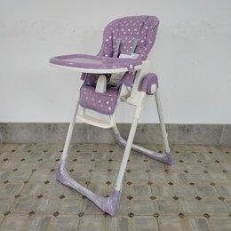 Стульчики для кормления - Стул из экокожи Rant Crystal PVC Purple. /Новый/., 0