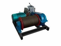 Грузоподъемное оборудование - Лебедка электрическая JK3.2-А, тяг. усилие 3.2…, 0